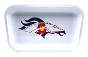 Denver Broncos, rolling tray, Denver head shop, Colorado Smoke Shop