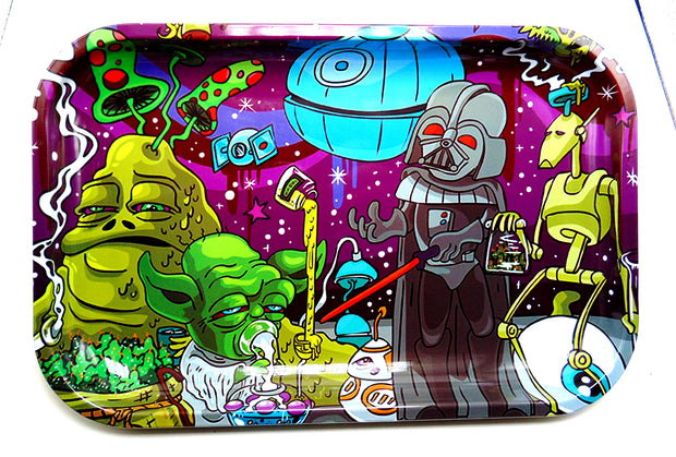 Star Wars Rolling Tray