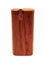 Large Swivel Rosewood Dugout