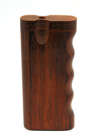 Large Swivel Walnut Dugout