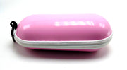 Large Hard Shell Pink Padded Pipe Case