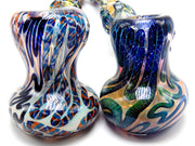 Full Latti Fumed Hammer Tobacco Pipe