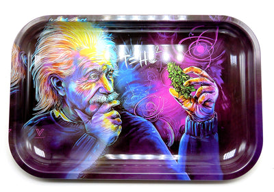 Albert Einstein Magnetic Top Rolling Tray