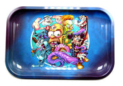 Cartoon Crew Magnetic Top Rolling Tray