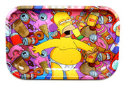 Homer Binge Magnetic Top Rolling Tray