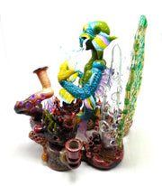 Atlantian Guard Heady Piece by Merc Glass