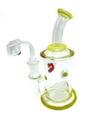 GlassLab 303 Twisted Lace Box Oil Rig