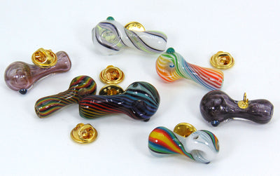 Mini Novelty Hat Pin Pipe