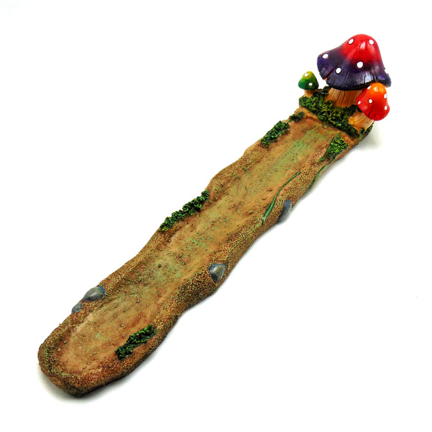 Mushroom Patch Incense Holder