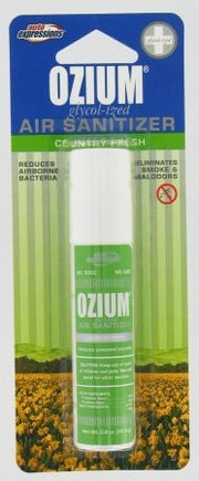 Ozium .8oz Country Fresh Scent