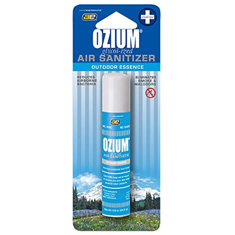 Ozium .8oz Outdoor Essence Scent