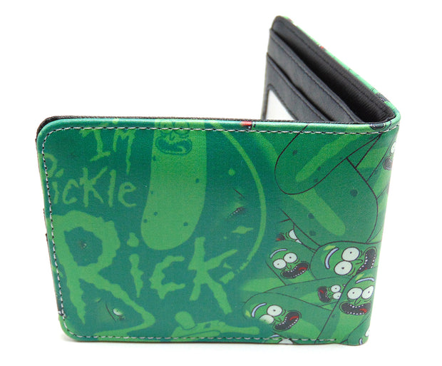 Rick and Morty Pickle Rick Wallet