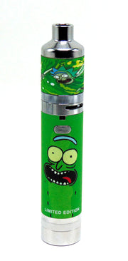 pickle rick, vaporizer, rick and morty, colorado, denver head shop