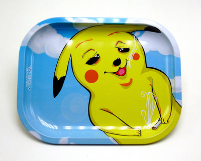 pikachu, rolling tray, Denver head shop, Colorado smoke shop