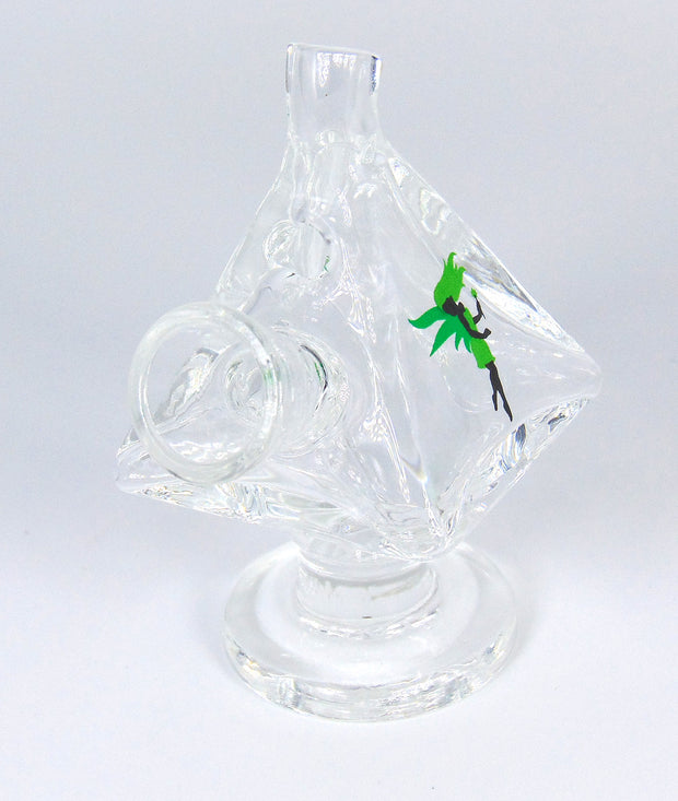 Pyramid Blunt Bubbler