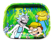 Rick & Morty Get Schwifty Rolling Tray