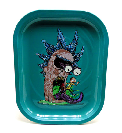 rick and morty, rolling tray, denver head shop, Colorado smoke shop