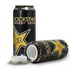 Rockstar Energy Safe Can