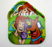 scooby doo, rolling tray, colorado, denver head shop