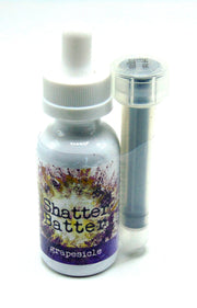 Shatter Batter Grapesicle