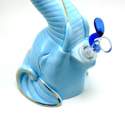"9"" Elephant Shaped Tobacco Water Pipe"