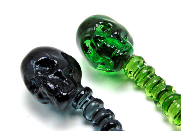 Skull Spinal Cord Dabber