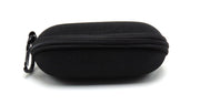 Small Hard Shell Black Padded Pipe Case