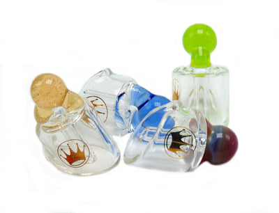 Small Color Handle Carb Cap