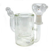Inline Cup Tobacco Water Pipe
