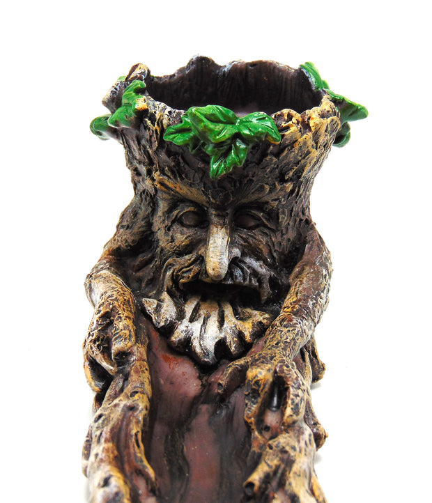 Old Man Tree Incense Holder