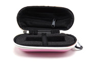 Small Hard Shell Pink Padded Pipe Case