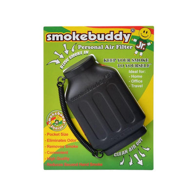 Smoke Buddy Jr. Black