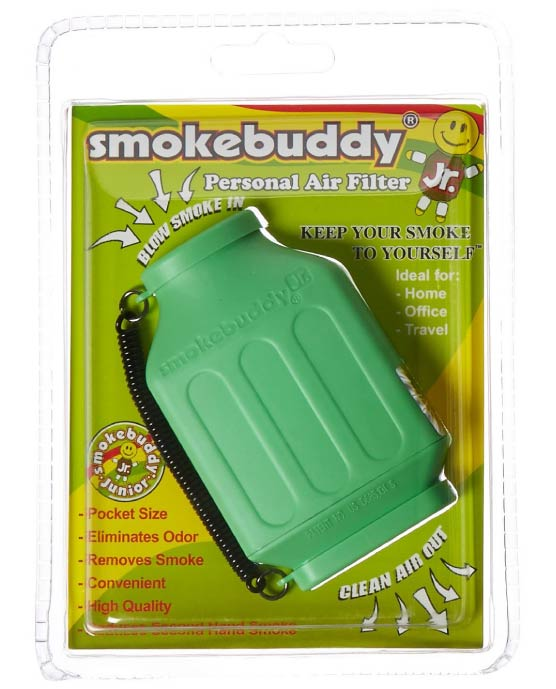 Smoke Buddy Jr. Green