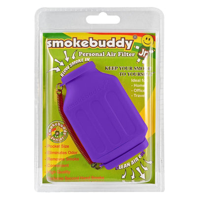 Smoke Buddy Jr. Purple