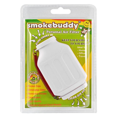 Smoke Buddy Jr. White
