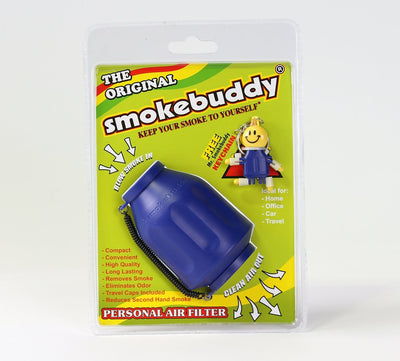Smoke Buddy Blue
