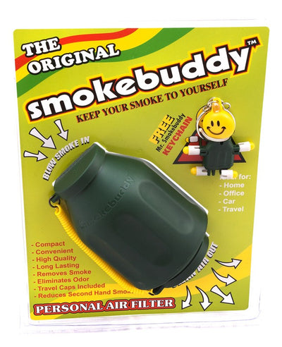 Smoke Buddy Dark Green