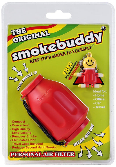 Smoke Buddy Red