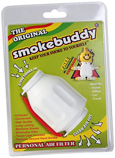 Smoke Buddy White