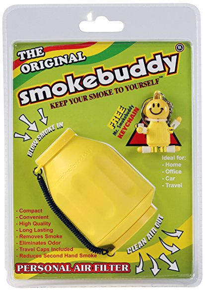 Smoke Buddy Yellow