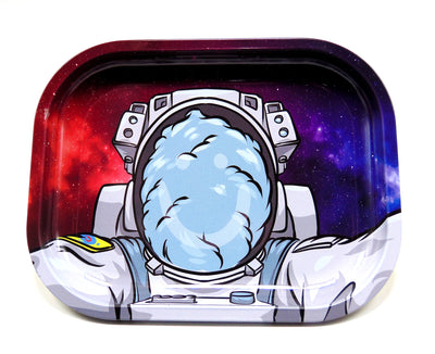 Space Man Rolling Tray