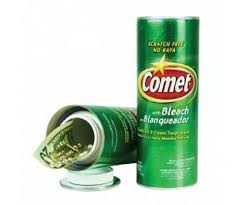Comet Cleaner Safe Can