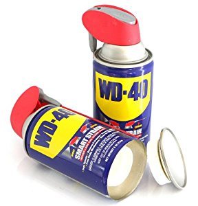 WD-40 Safe Can