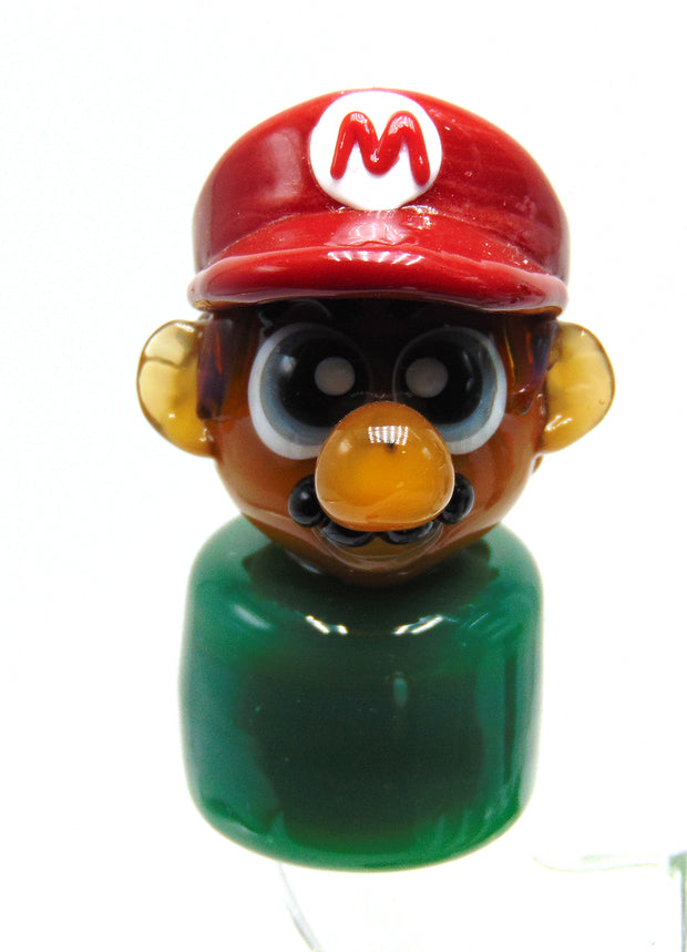 Super Mario Themed Tobacco Water Pipe