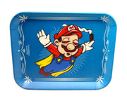 super mario, rolling tray, denver head shop, Colorado smoke shop