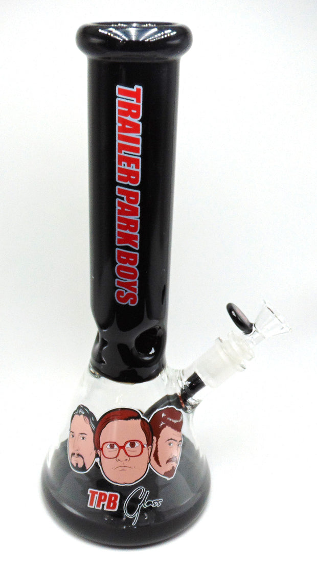 "15"" Trailer Park Boys Group Shot Tobacco Water Pipe"