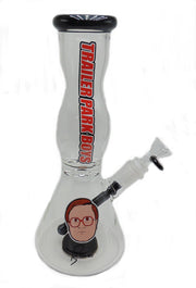 "15"" Trailer Park Boys Bubbles Tobacco Water Pipe"