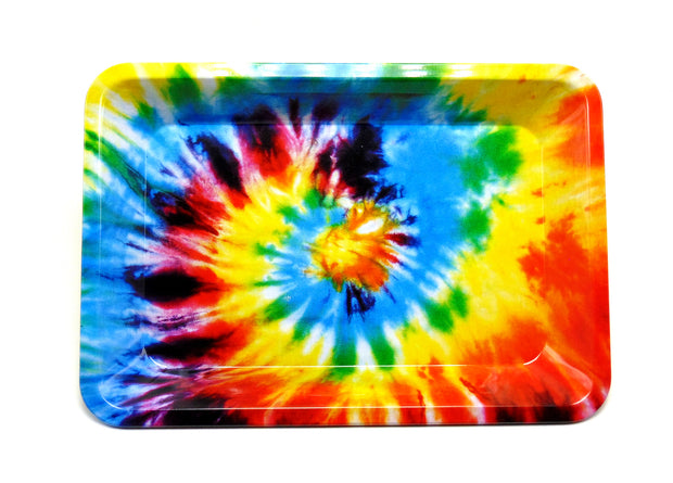 tie dye, rolling tray, denver head shop, colorado smoke shop
