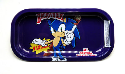 Sonic the Hedgehog Magnetic Top Rolling Tray