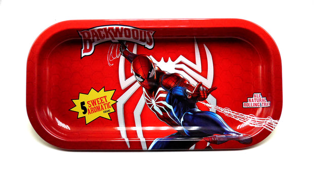 Spiderman Magnetic Top Rolling Tray